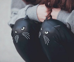 kitty knee patches