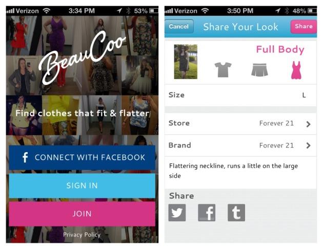 BeauCoo-app