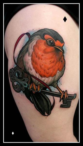 Birdie by Daniel Gensh