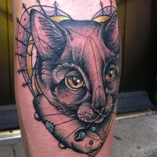 Cattoo by Natalie Gardine