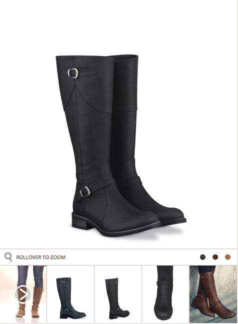 Flore - Duo Boots