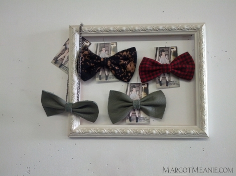 Hair Bows or Bow Ties by Kam & Lee