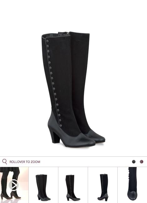 Liza - Duo Boots