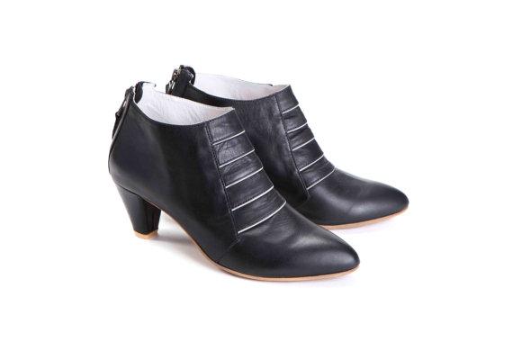 OliveThomasShoes - Mid Heel