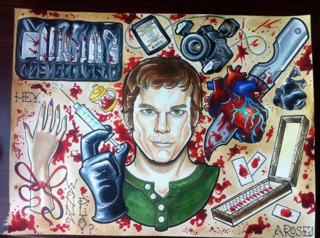 Dexter by AaliyRose