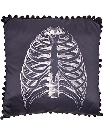 X-Ray Anatomical Ribcage Pillow