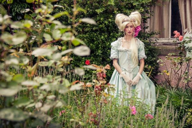 Moderm Marie in Winslow in Buckinghamshire by Frank Miller5