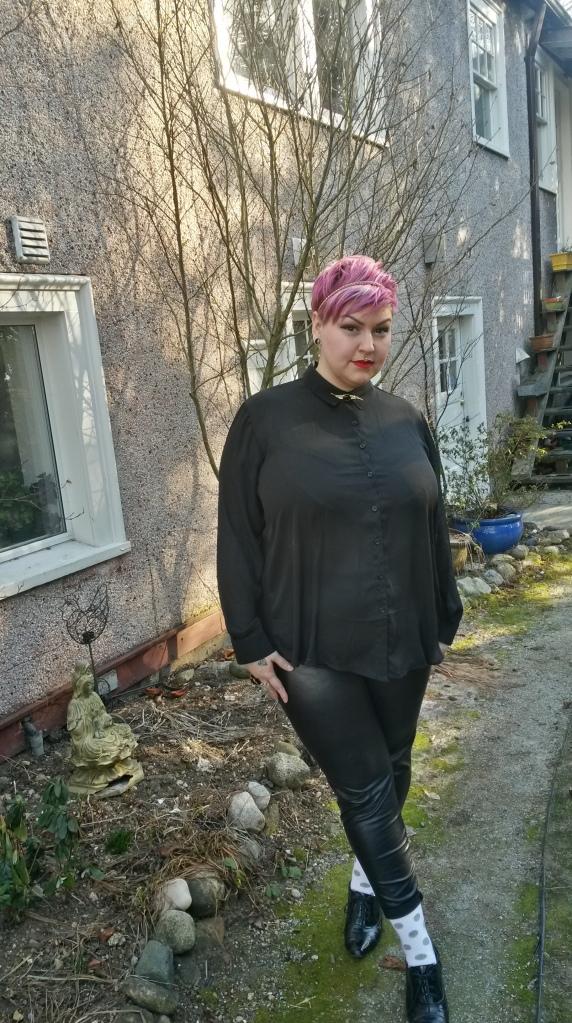 smooth criminal   what I wore   margotmeanie.com