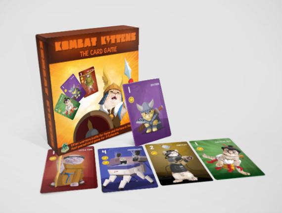 Kombat-Kittens-Box