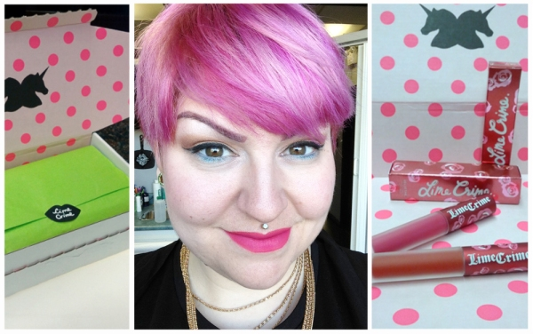 Lime Crime Velvetine Review | margotmeanie