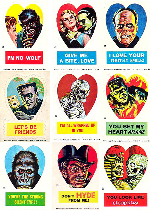 Friday I M In Love 14 Valentines Margot Meanie