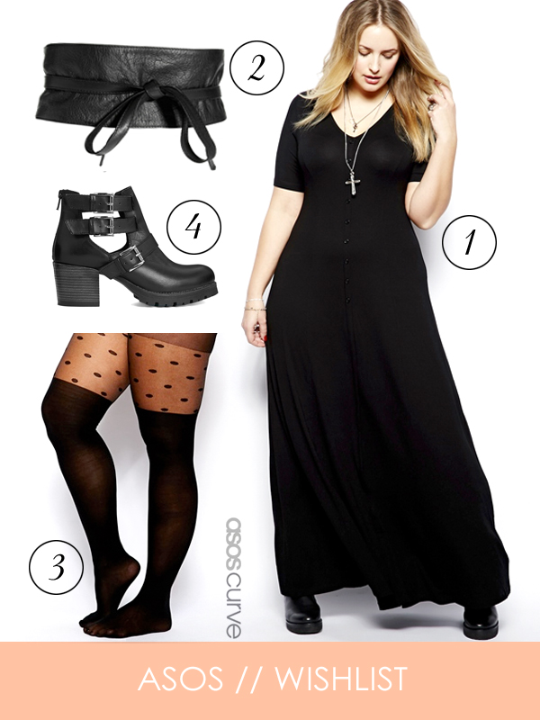 ASOS Teen Mall Witch // Margot Meanie