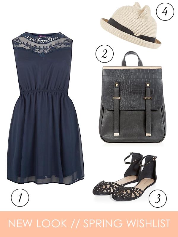 New Look Spring wishlist // Margot Meanie