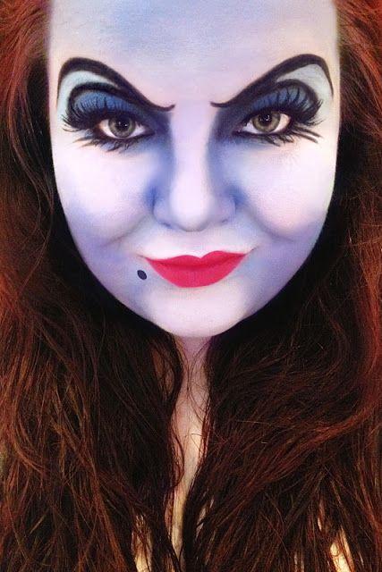 Ursula make up inspo // Friday I'm in Love // margotmeanie.com