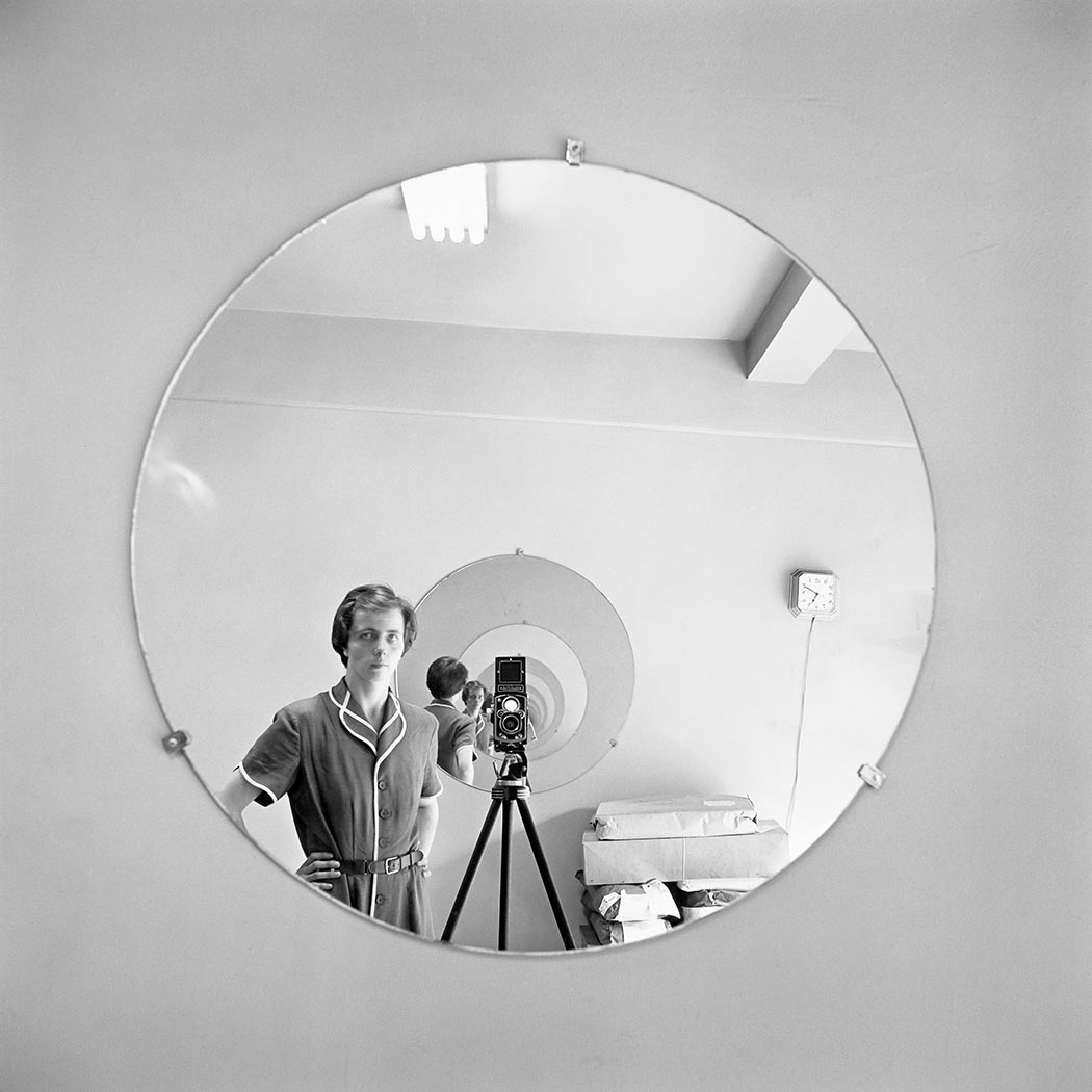 Vivian Maier, Self Portrait, Undated