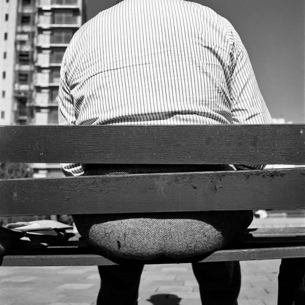 Vivian Maier, 1955, New York, NY