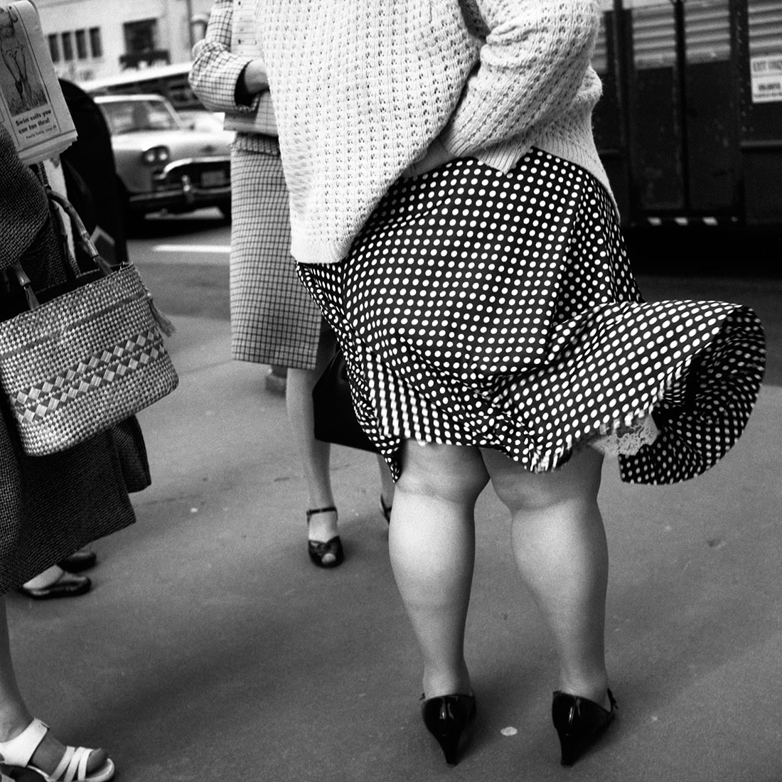 Vivian Maier, Undated