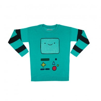 BMO Sweater // We Love fine // margotmeanie.com