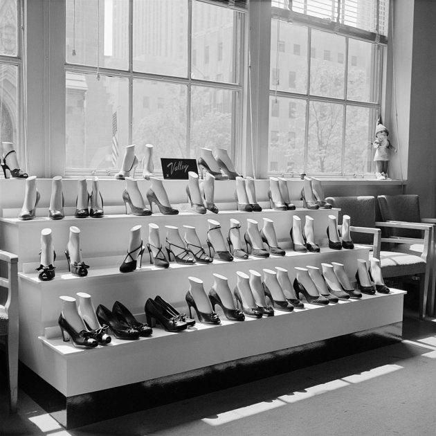 Vivian Maier, 1953, New York, NY