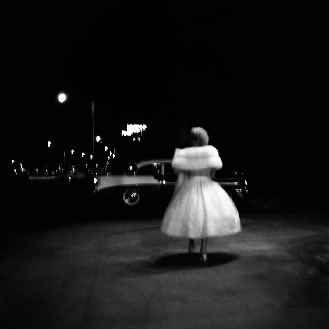 Vivian Maier, January 9, 1957, Florida