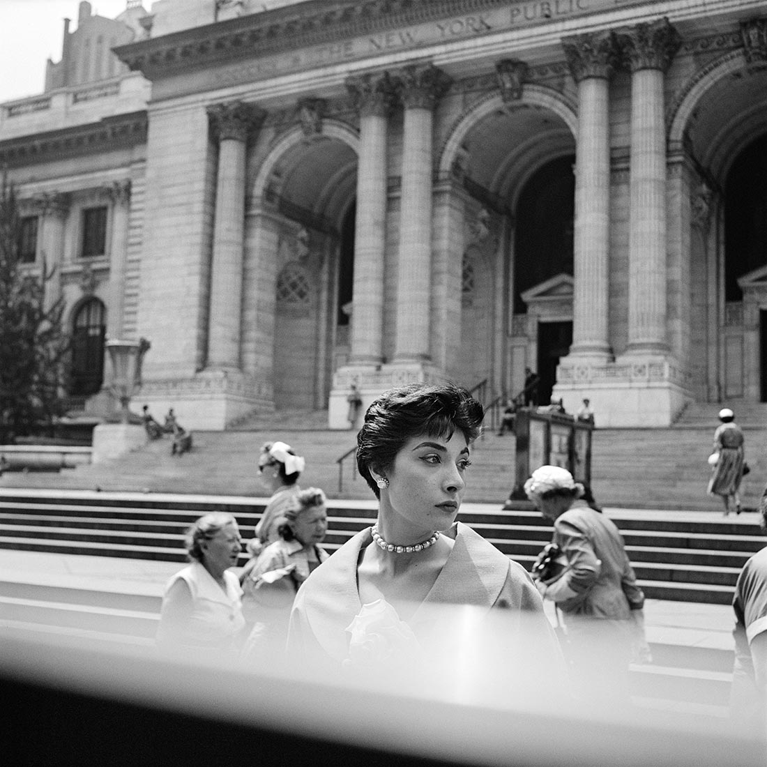 Vivian Maier, Undated, New York, NY