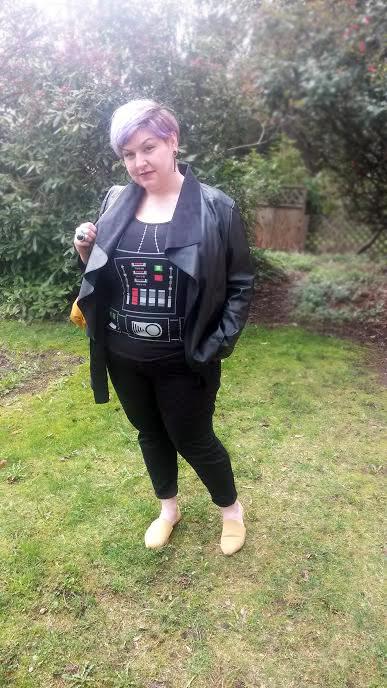 You under estimate the power of the dark side // margotmeanie.com