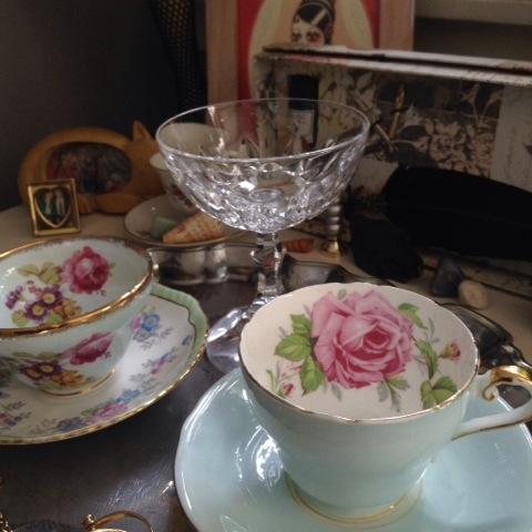 // afternoon tea // margot meanie //
