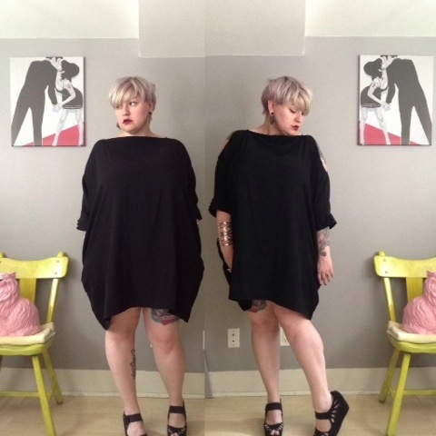 siamese twin // ASOS // margot meanie