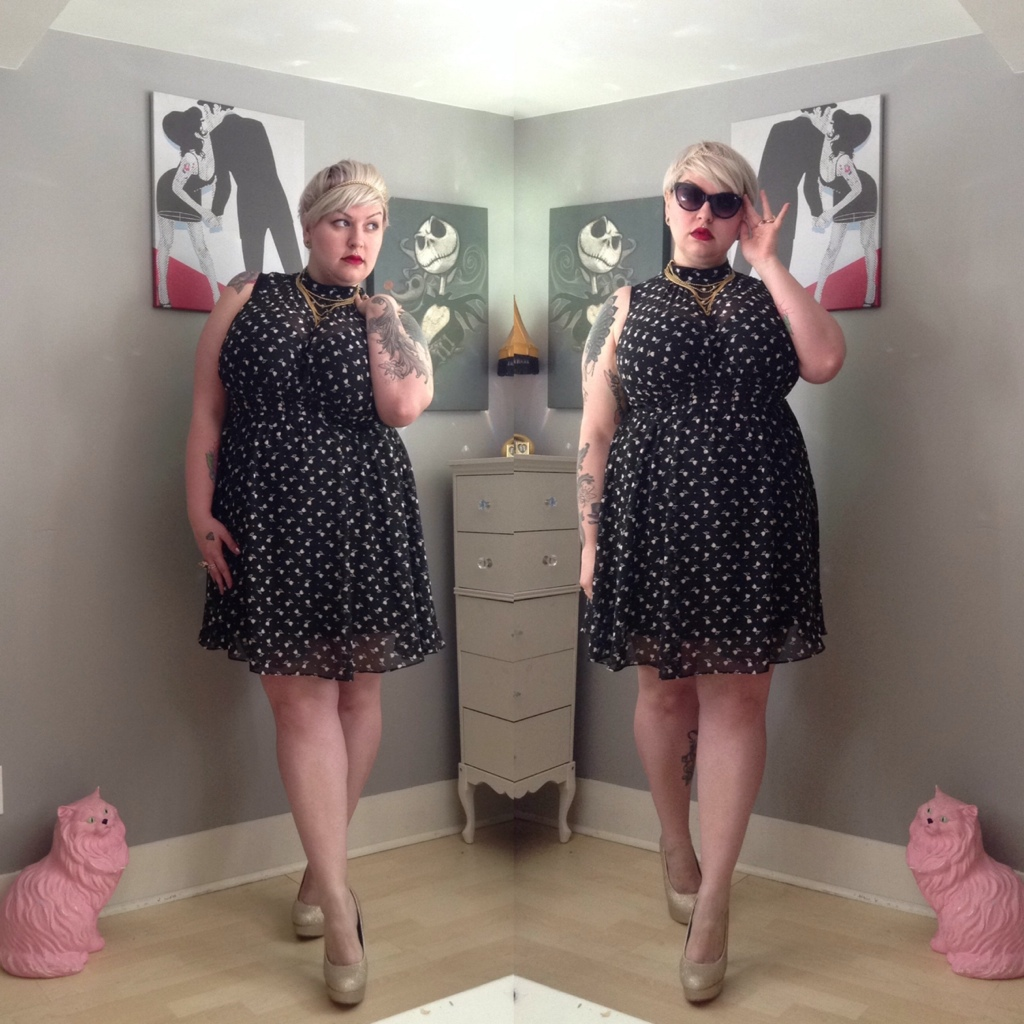 Modcloth Windy City dress // margot meanie