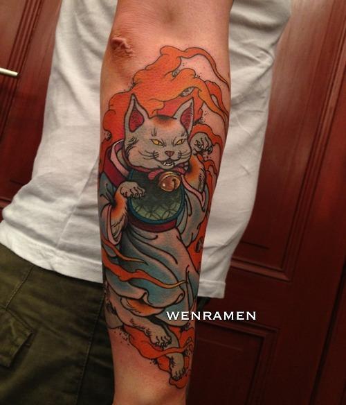 // caturday #14 //  wendy pham