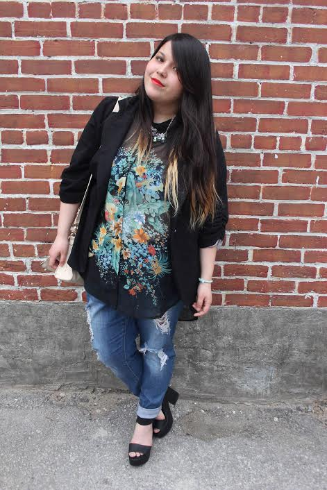 friday i'm in love // Jessica Ip from clothes and Shit // margotmeanie.com