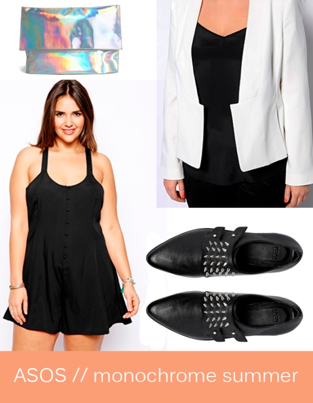 wishlist // ASOS monochrome summer // margotmeanie.com