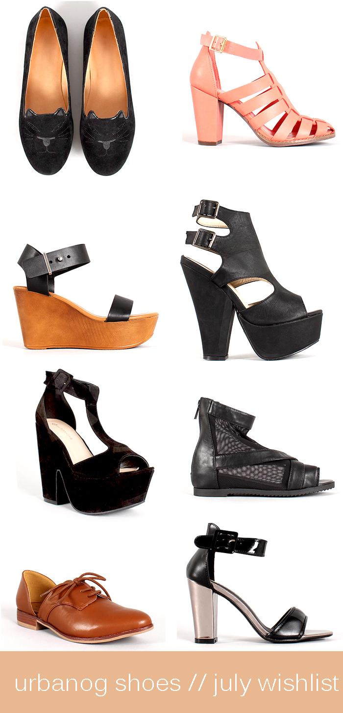 urbanog shoes // wishlist // margot meanie