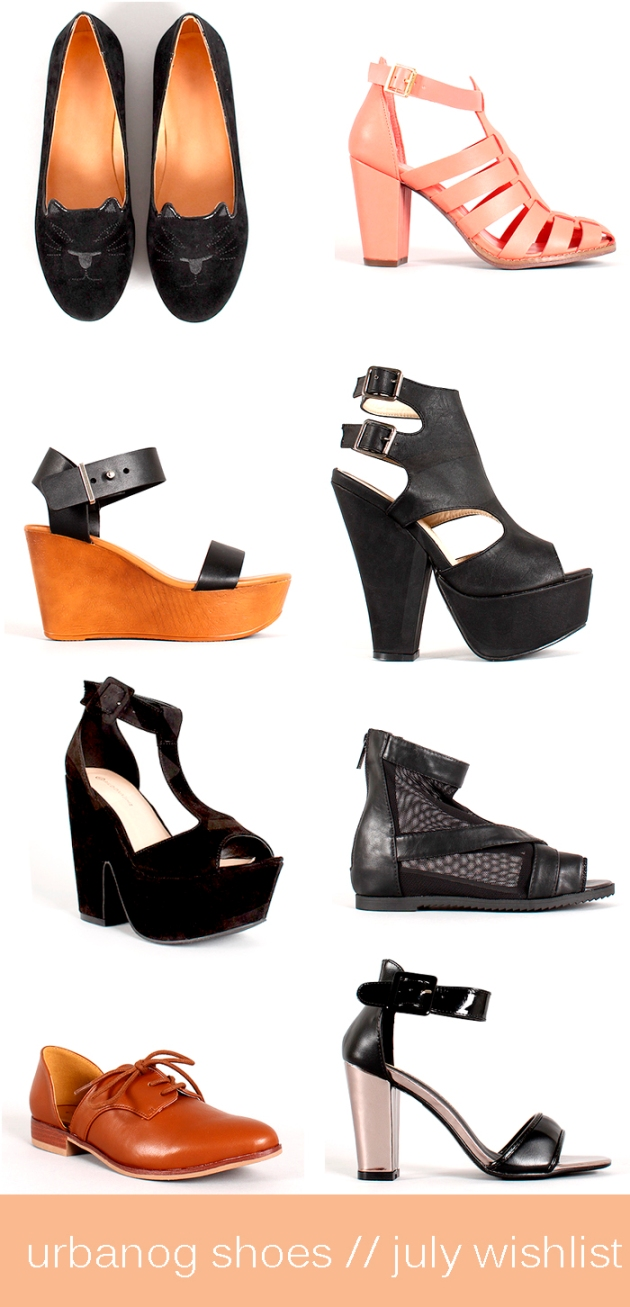 urbanog shoes // wishlist // margot meanie