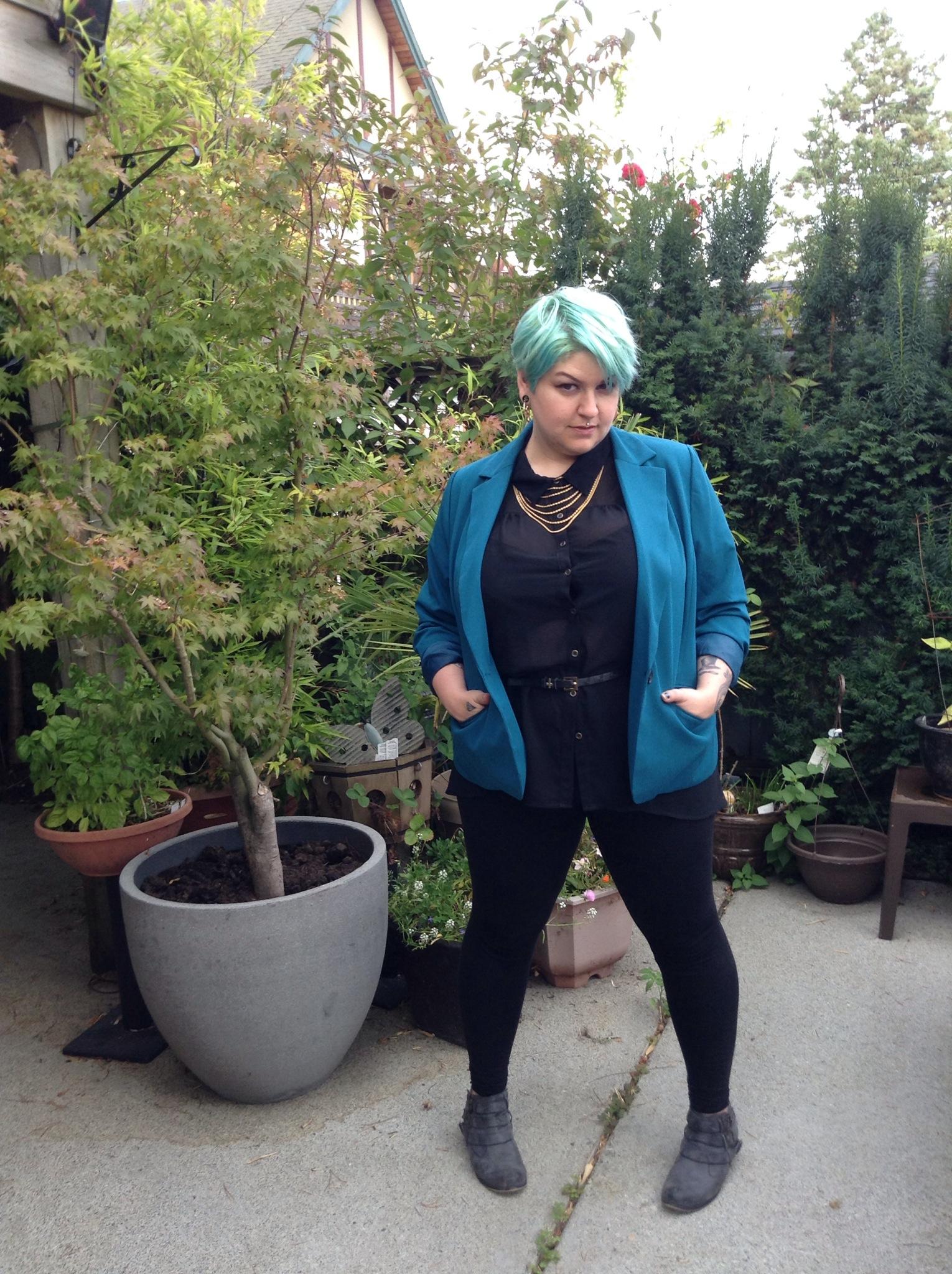 margot meanie // alternative plus size fashion