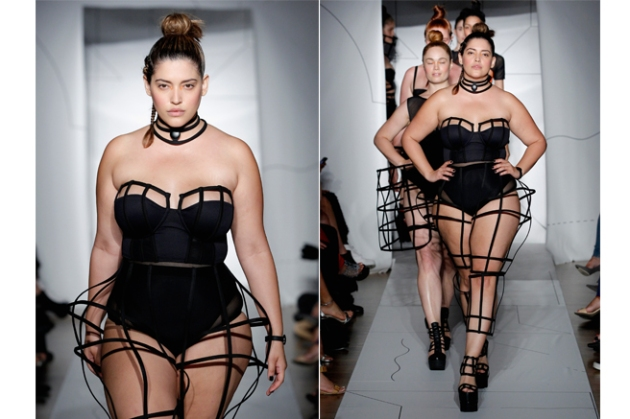 Denise Bidot for Chromat