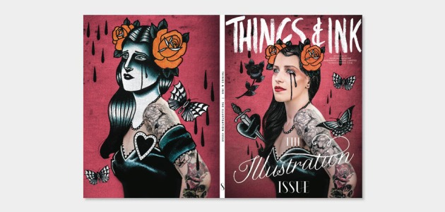 Thinks & Ink magazine