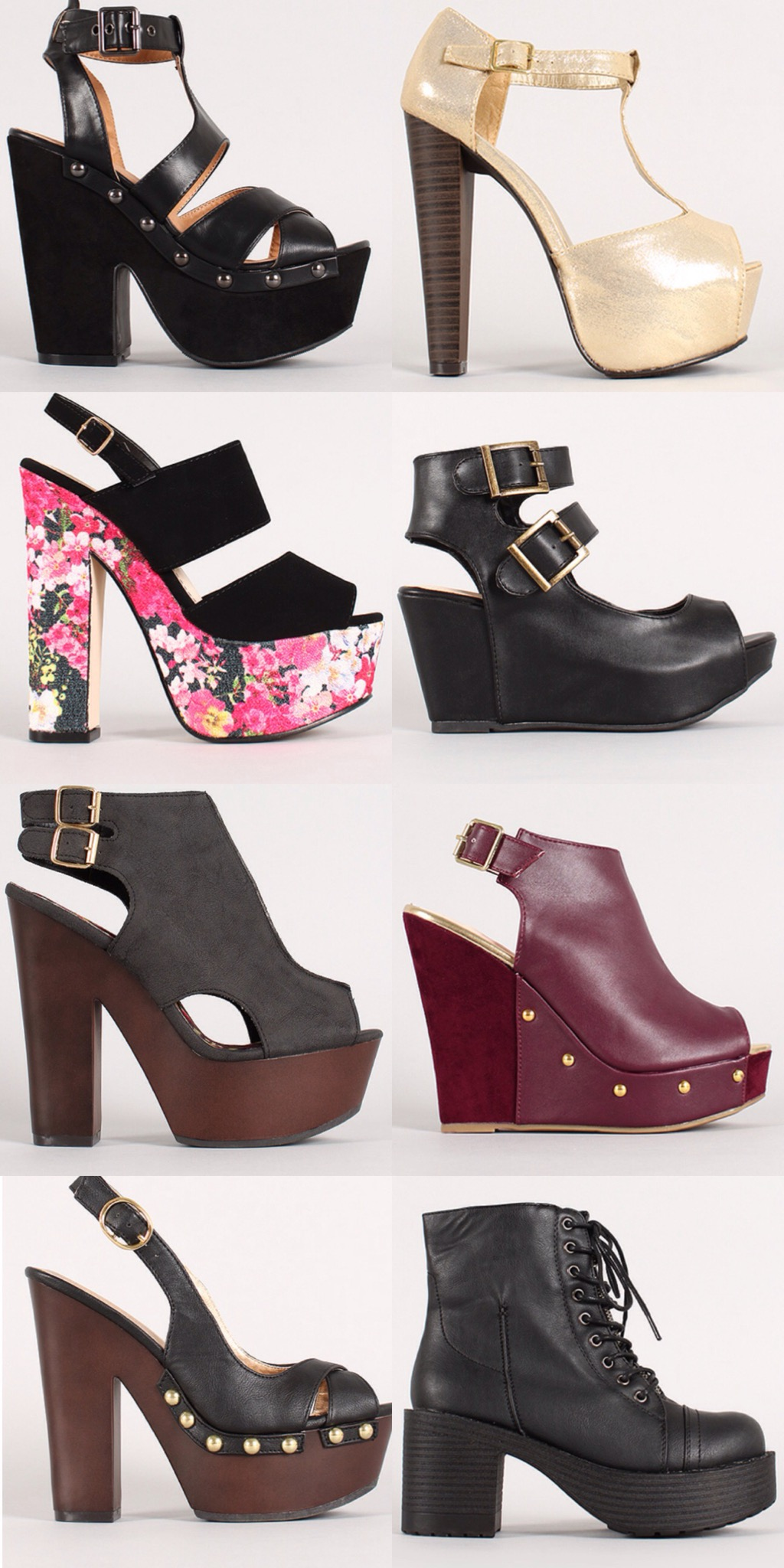 currently coveting // platforms from urbanOG // on margotmeanie.com