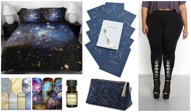 holiday wishlist : for star gazers  // margotmeanie.com