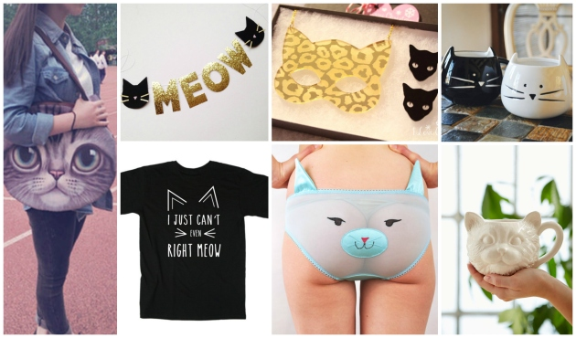 holiday wishlist : for cat ladies  // margotmeanie.com