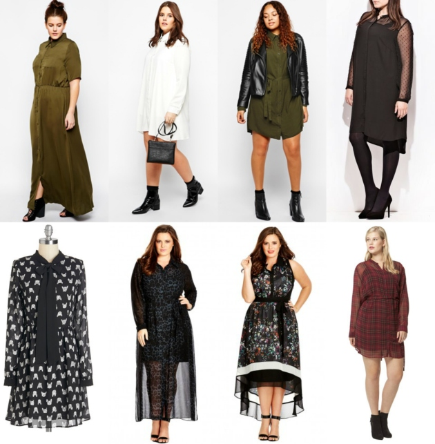 favourite shirt dresses // margotmeanie.com