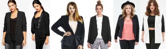 coveting black blazers // margotmeanie.com