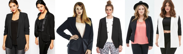 coveting black blazers // margotmeanie.com
