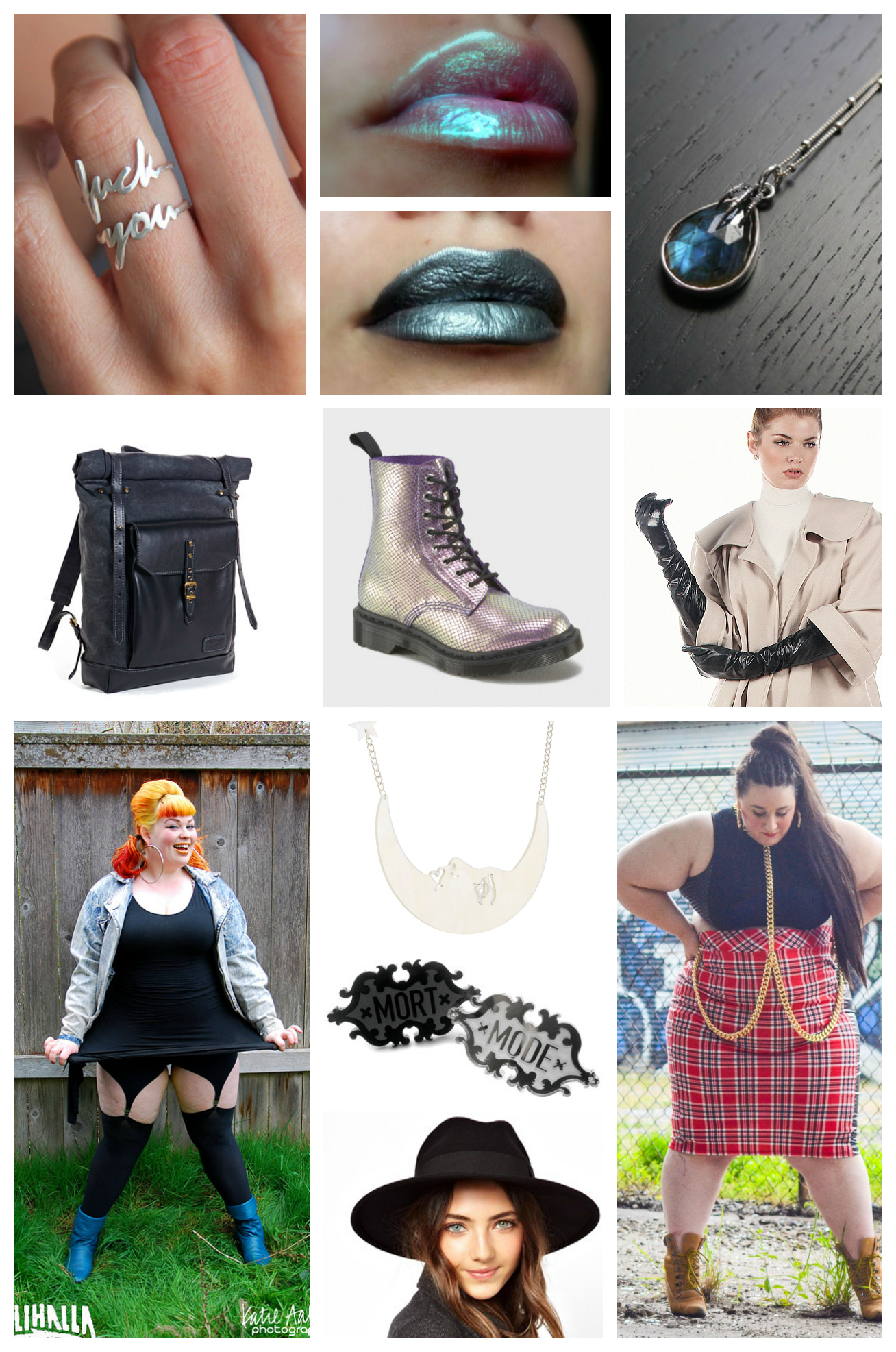currently coveting // edgy accessories // margotmeanie.com