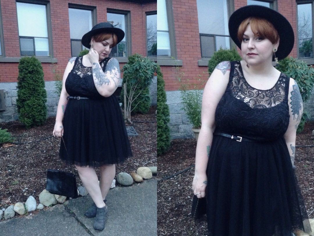 margot meanie // plus size, alternative style