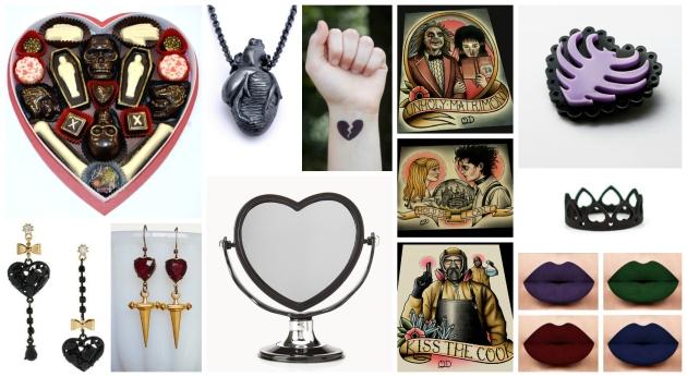 The Black Hearts a gift guide // margotmeanie.com