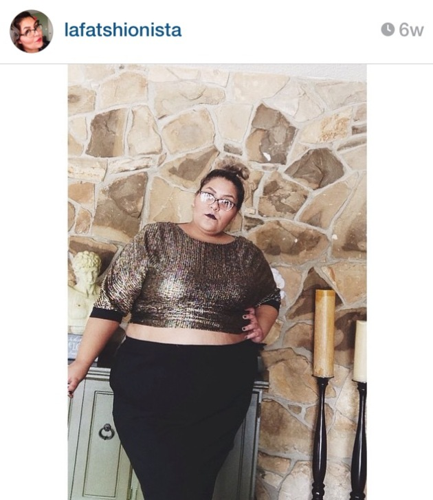 35 Plus Size instagrammers rocking crop tops