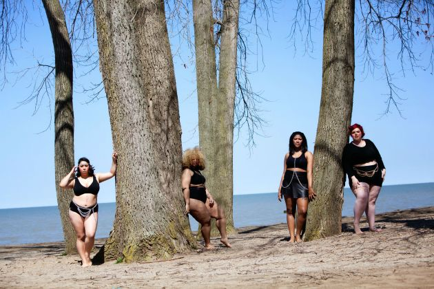 READY TO STARE | summer lookbook