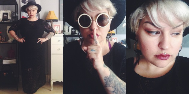 "alter ego ""the witch"" 
