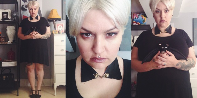 "alter ego ""Wednesday Addams"" 